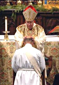 ordination of Father Dwight Longenecker