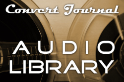Convert Journal: Audio Library