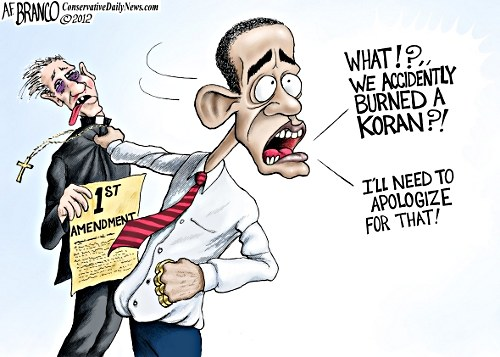 Obama Koran Apology