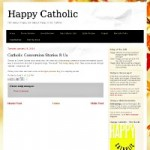 Welcome Happy Catholics!