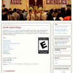 Welcome Aggie Catholics!