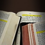 Not in scripture: Holy Scripture vs. Church