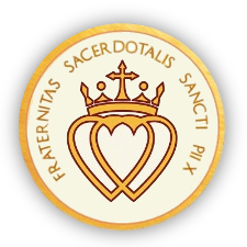 The Society Of St Pius X