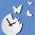There are no clocks in heaven