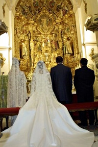 A Sacramental Marriage