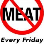Friday penance