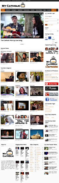 Resources My Catholic Tube