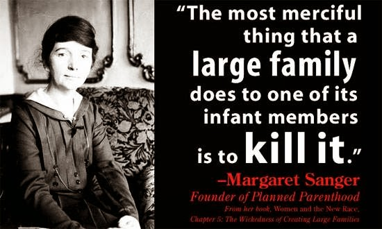 Margaret Sanger On Mercy
