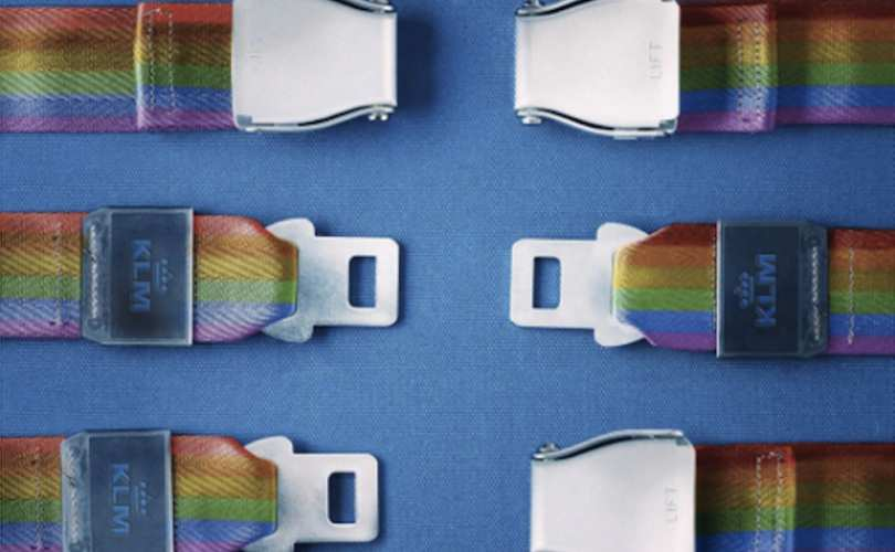Klm Gay Pride Belts